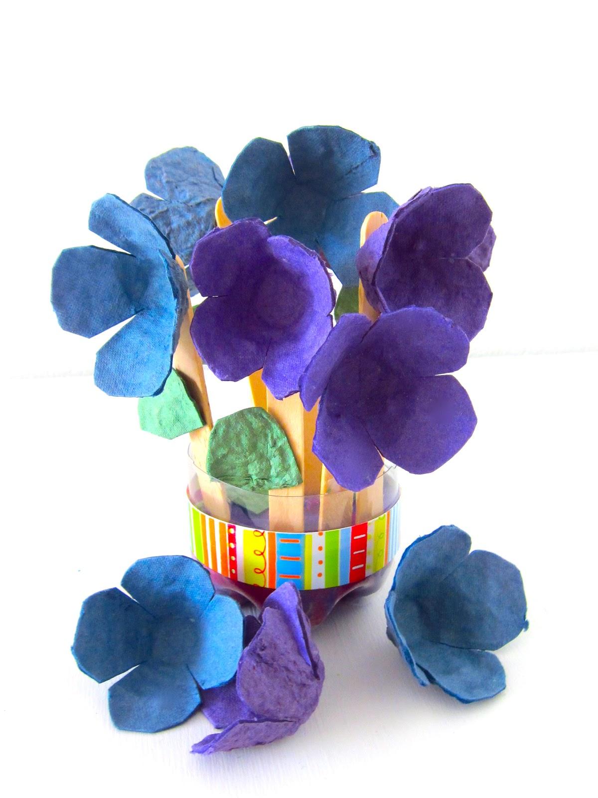 flores-de-cartón
