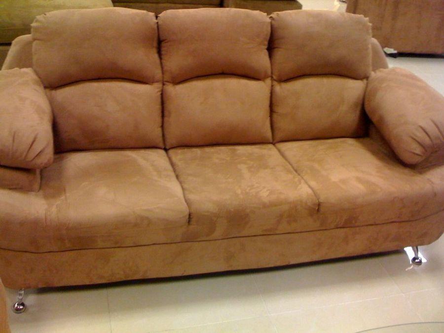 Tapizar sof s es m s sencillo de lo que parece y econ mico - Sofas tapizados en tela ...