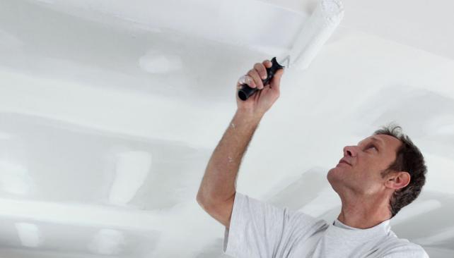 5 incre bles trucos para pintar el techo manos a la obra - Trucos para pintar techos ...