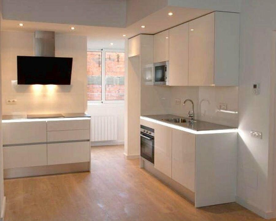 Como limpiar los muebles de cocina lacados en blanco - Como limpiar muebles de madera de cocina ...