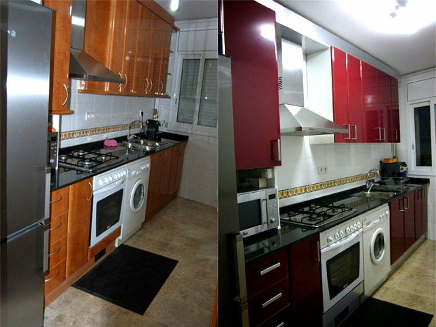 Cómo forrar los muebles de la cocina con vinilo? – Manos a la Obra