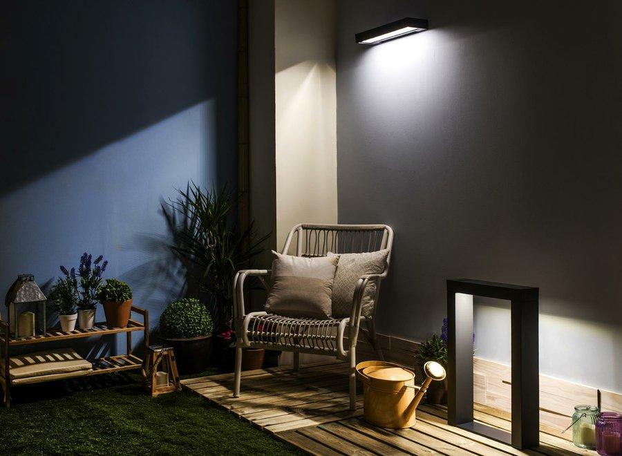 Ilumina exteriores con l mparas solares de dise o muy Iluminacion decorativa para exteriores