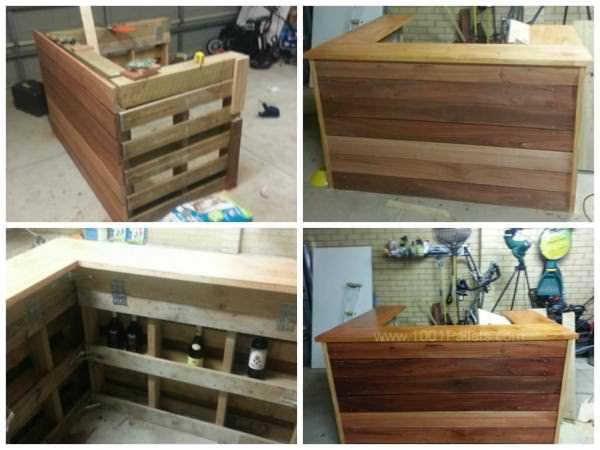 7 modelos impresionantes de bar para divertirse con amigos for Bares madera modelos