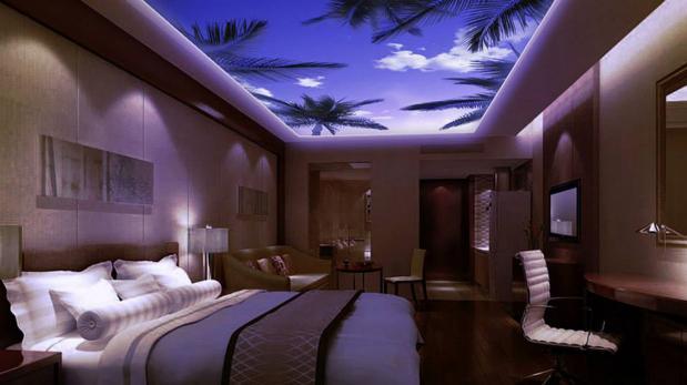 Conoce las nuevas ventanas LED que se han instalado en habitaciones
