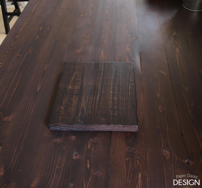 Aprende a restaurar con tu mesa favorita como un experto for Muebles la favorita