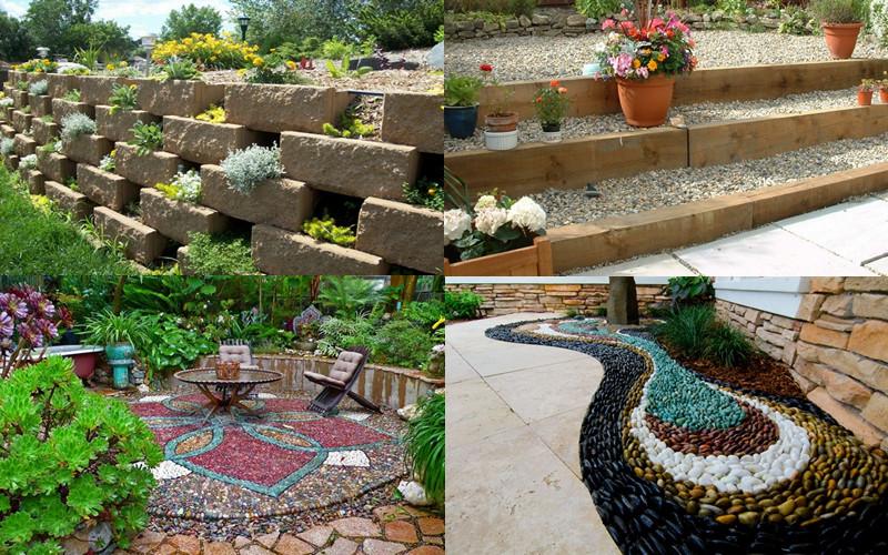 7 ideas para remodelar tu jard n de forma creativa manos for Como remodelar un jardin
