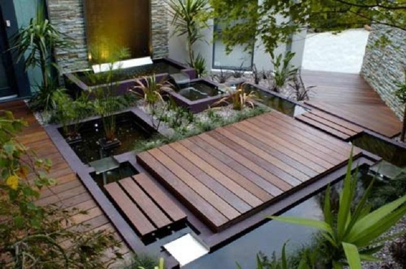 10 innovadoras ideas para realizar un jardín de lujo en casa – Manos ...
