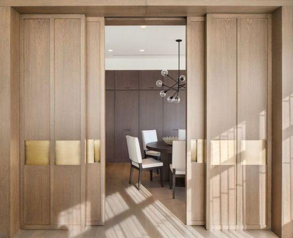 Sliding Wardrobe Doors Detail
