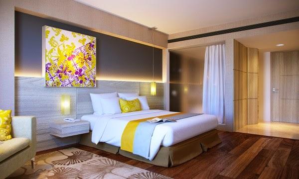 8 ideas de habitaciones de lujo para conocer al detalle for Imagenes de habitaciones de hoteles de lujo