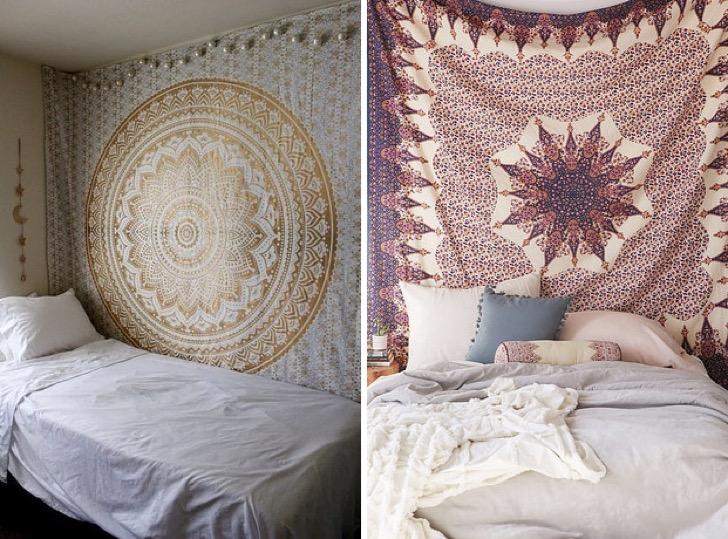 14 ideas para decorar una pared de tu cuarto y darle ese toque de ...