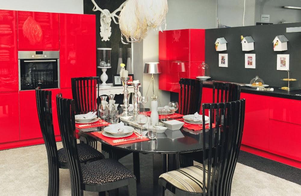Laminas Decorativas Blanco Y Negro Y Rojo