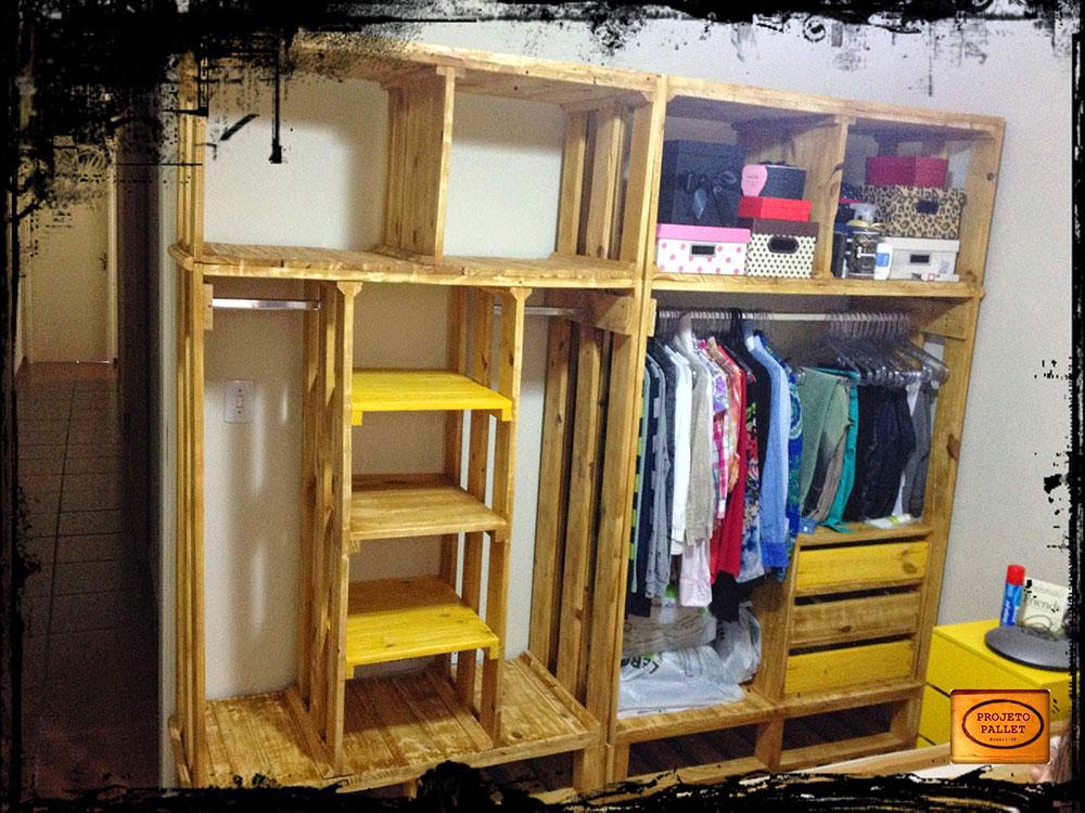 25 muestras de muebles hechos con pallets que son mucho for Muebles hechos con paletas de madera