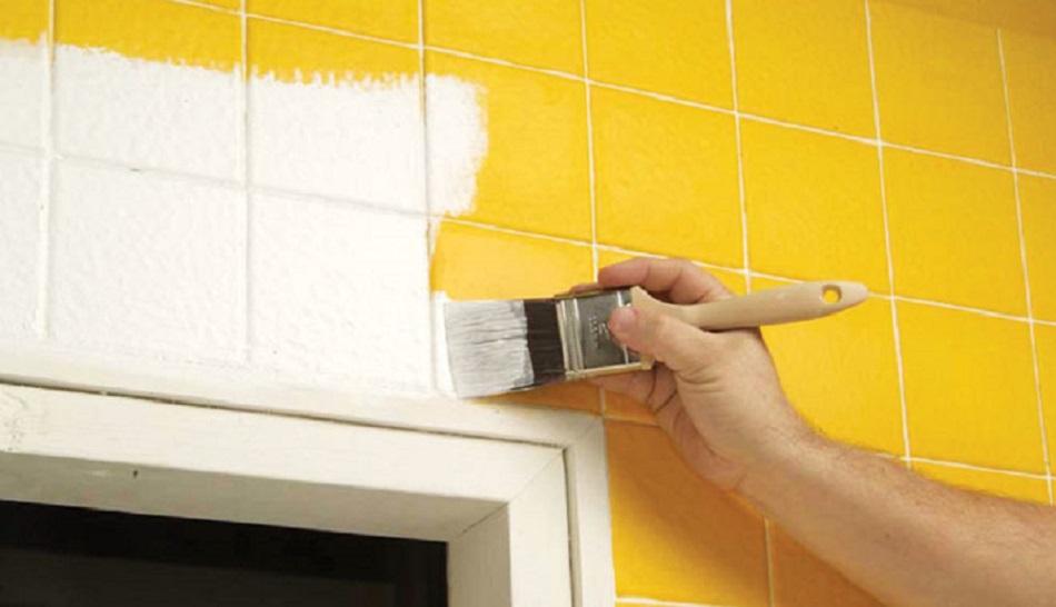 Cómo pintar azulejos de manera correcta y no morir en el intento ...
