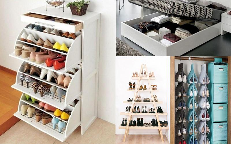 Muebles para zapatos manos a la obra for Zapatero para habitacion