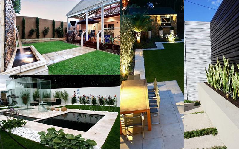 10 innovadoras ideas para realizar un jard n de lujo en - Decoracion de jardineria ...