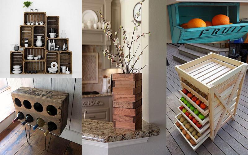 12 maneras poderosas de utilizar pallets en muebles para for Muebles para el hogar baratos