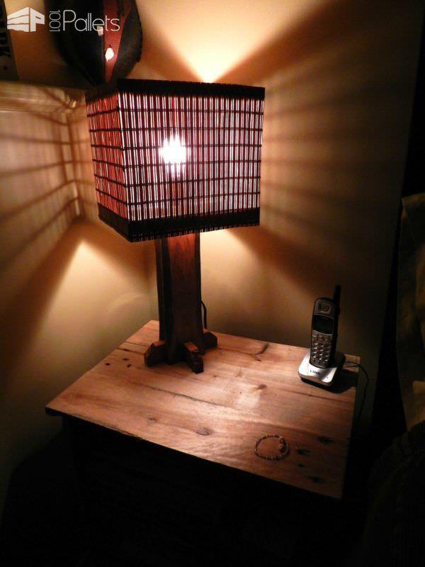 pallets de lamparas hechas 10 Ideas para iluminar con wONPk8n0X