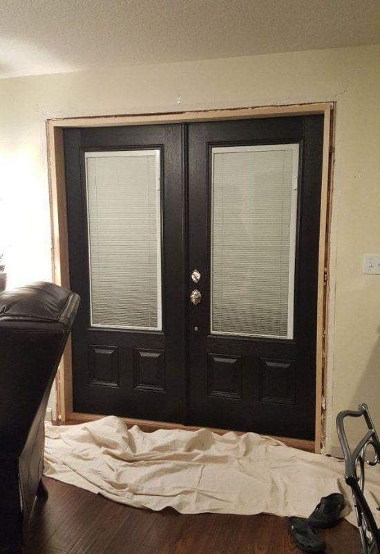 Aprende a instalar una puerta doble hoja en casa con estos sencillos ...