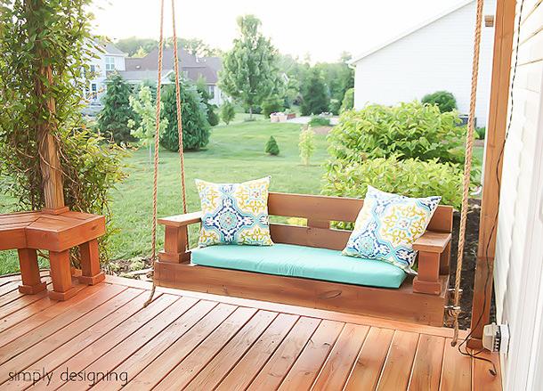 ideas para patios 10 Ideas Para Hazlo T Mismo Para Patios Porches Y
