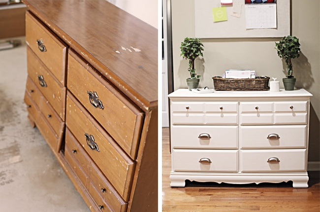 15 ideas para renovar tus viejos muebles para este verano - Renovar muebles viejos ...