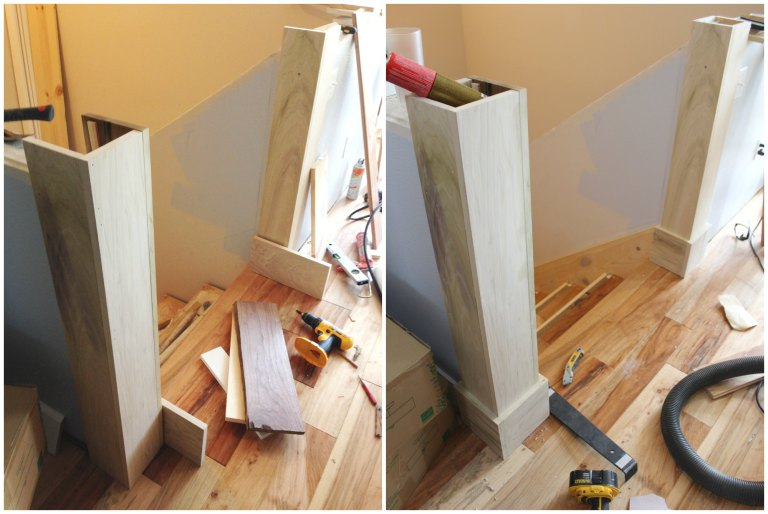 Es impresionante c mo se remodel esta escalera en un solo for Trazar una escalera
