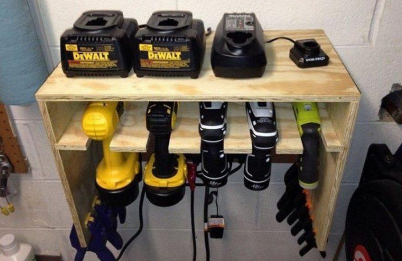 8 ideas para el optimo almacenamiento de herramientas for Casas de madera para guardar herramientas