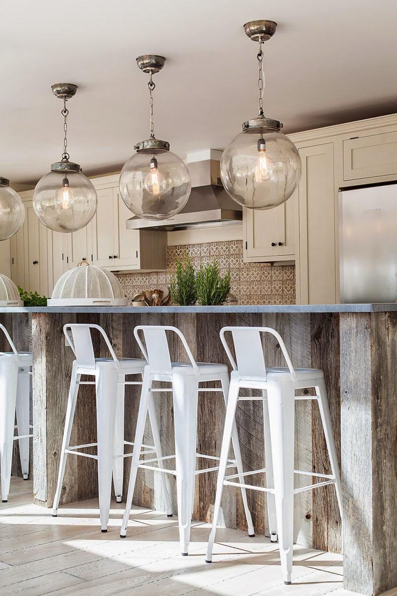 Aprende qué tipo de iluminación acompaña a toda cocina con estilo ...