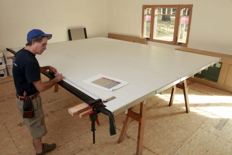 Mira este trabajo que explica paso a paso c mo hacer for Como hacer una puerta de madera paso a paso