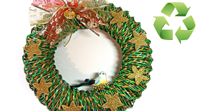 Aprende a hacer 3 tipos de adornos para navidad en casa for Adornos de navidad para hacer en casa