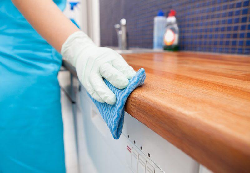 Ahora tendr s tu madera como nueva con este fabuloso truco for Cocinas puntocom