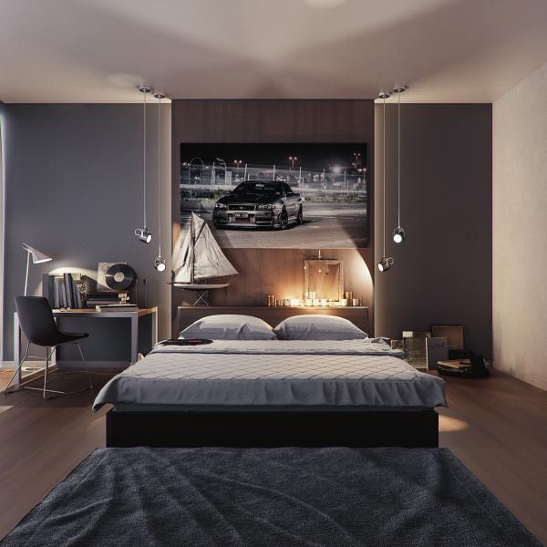 15 Disenos Para Habitaciones Con Una Apariencia De Lujo Manos A La - Diseos-de-habitaciones