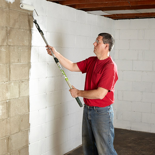 Aprende a hacer una pared sótano con sellado anti humedad paso a ...