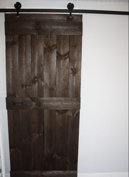 Mira el gran cambio que puede darle a un armario de garage - Armario de una puerta ...