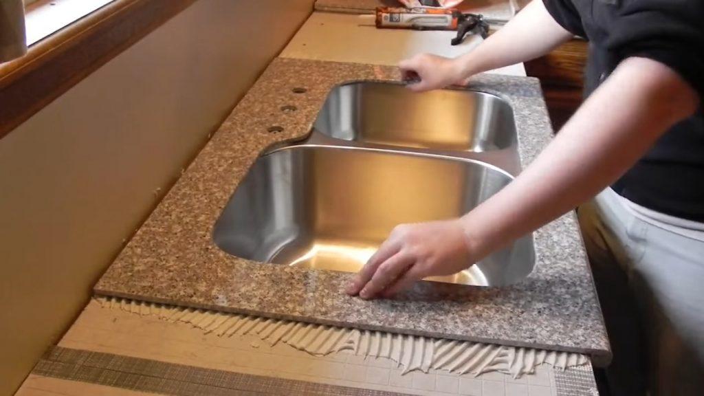 Aprende A Colocar Granito Pulido En Tu Cocina Con Este