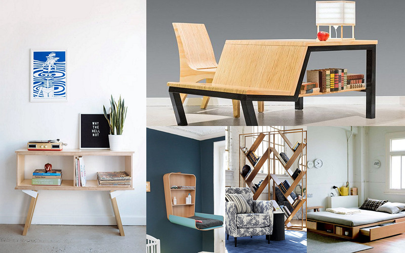12 muebles de dise o minimalista que querr s tener en tu for Muebles diseno minimalista