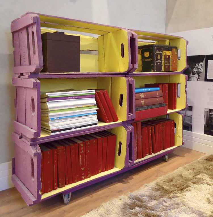 7 ideas para muebles caseros que desearás hacer uno ¡ya! – Manos a ...