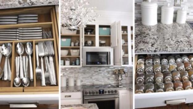 15 Tips Para mantener tu cocina ordenada y limpia a toda hora ...