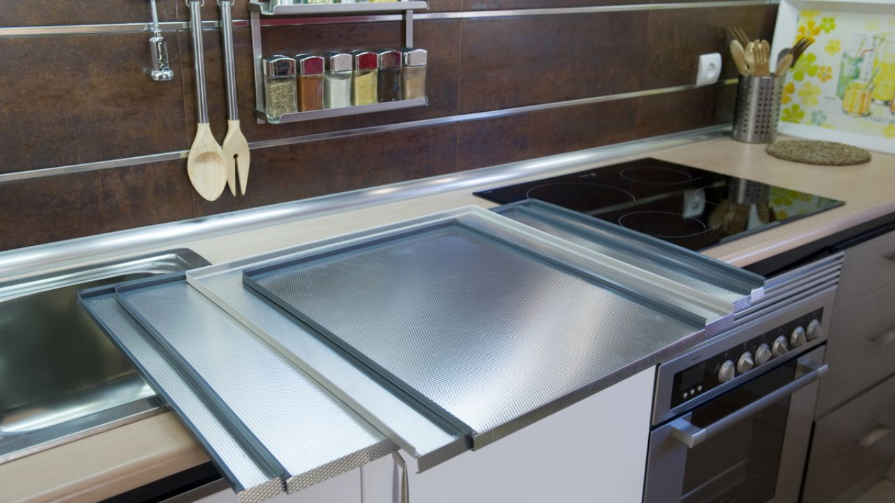 No dejes que tus muebles de cocina se estropeen por la - Plancha de cocina para empotrar ...