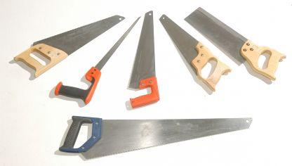 Lo m s visto aprende a usar y elegir correctamente la - Herramientas para cortar madera ...
