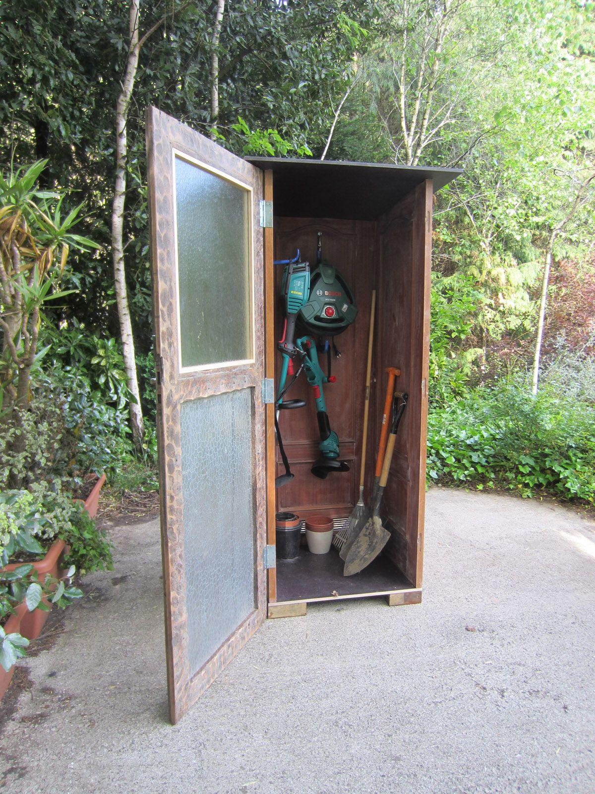 Puerta para jardin ducha exterior con reja hacer una for Puertas jardin baratas