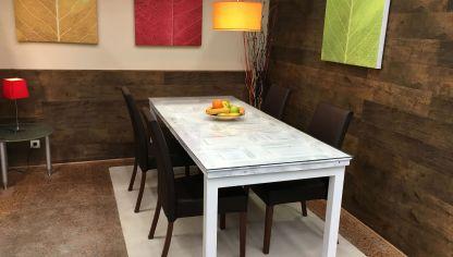 No deseches rehusa aprende c mo hacer una mesa for Como restaurar una mesa de madera
