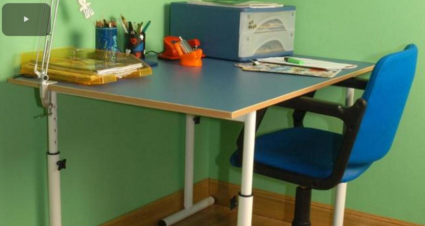 Crea innova aprende c mo montar una mesa regulable en for Como montar una mesa