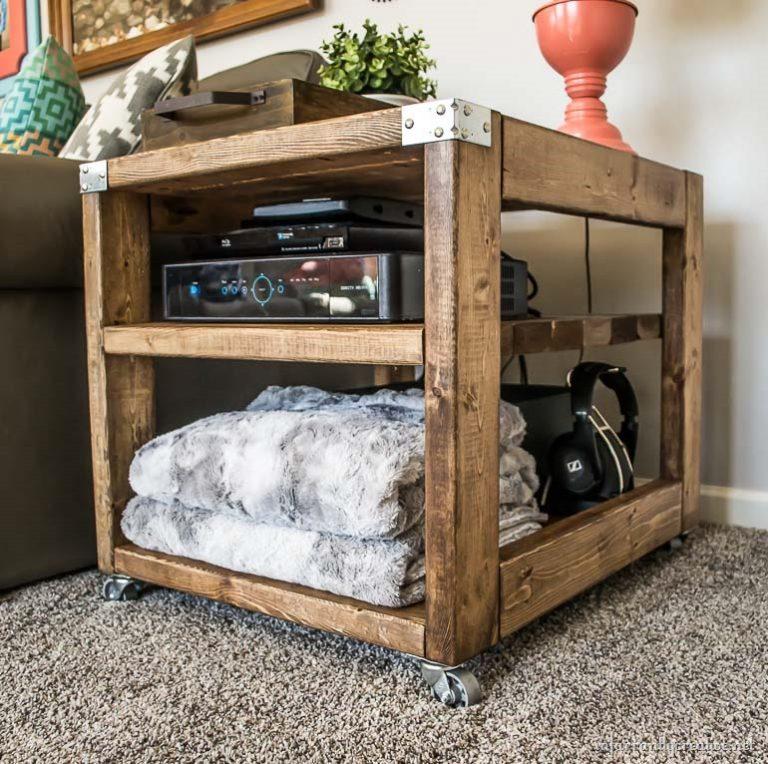 12 Ideas para crear los muebles de palets que más te gusten – Manos ...