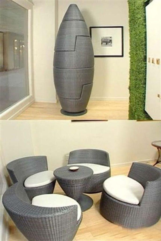mueble cama para pequeos