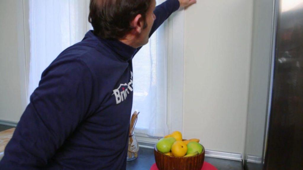 Aprende c mo eliminar humedad por condensaci n en pared de cocina paso a paso manos a la obra - Eliminar humedad por condensacion ...