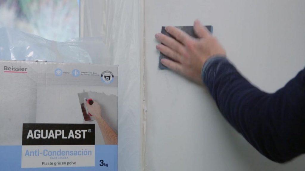 Como quitar humedad pared como quitar humedad pared with - Como eliminar la humedad de la pared ...