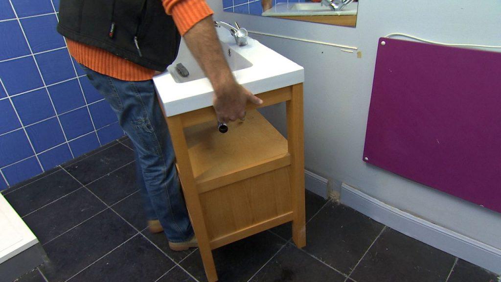 Revestimiento vin lico para suelos y paredes materiales - Revestimiento vinilico bano ...
