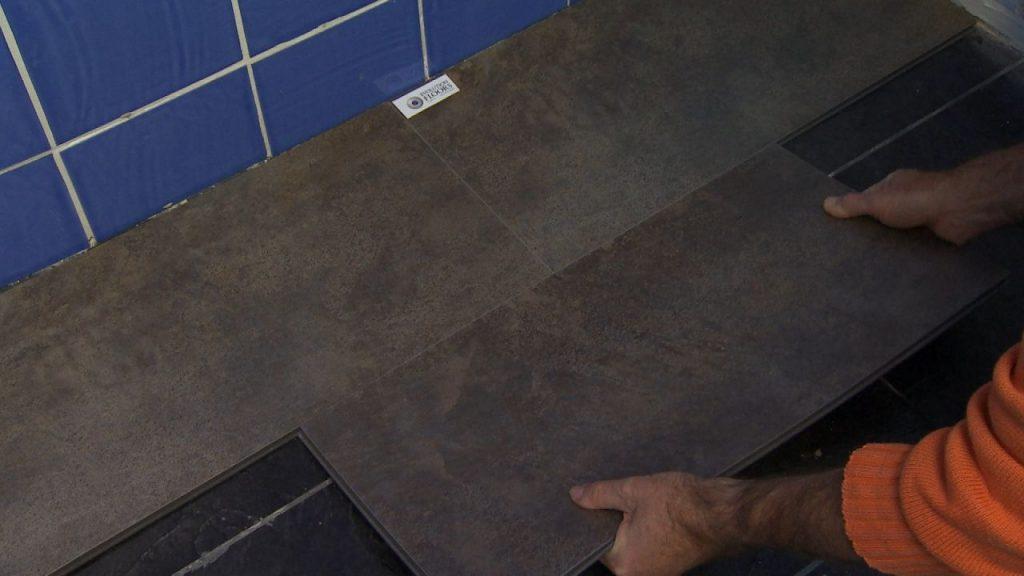 Sepa cu l es el truco para revestir vin lico para suelos y - Revestimiento vinilico para paredes ...