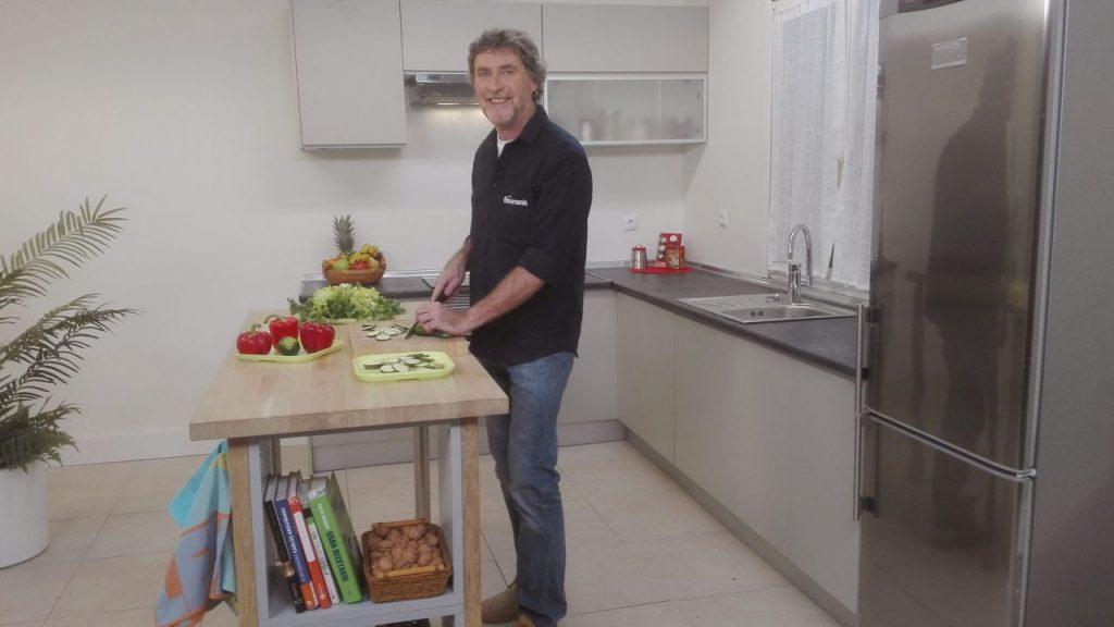 Crea innova aprende c mo hacer una isla de cocina con - Como hacer una isla de cocina ...