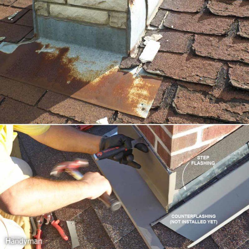 7 problemas comunes en el techo y que hacer para - Canaletas para agua ...